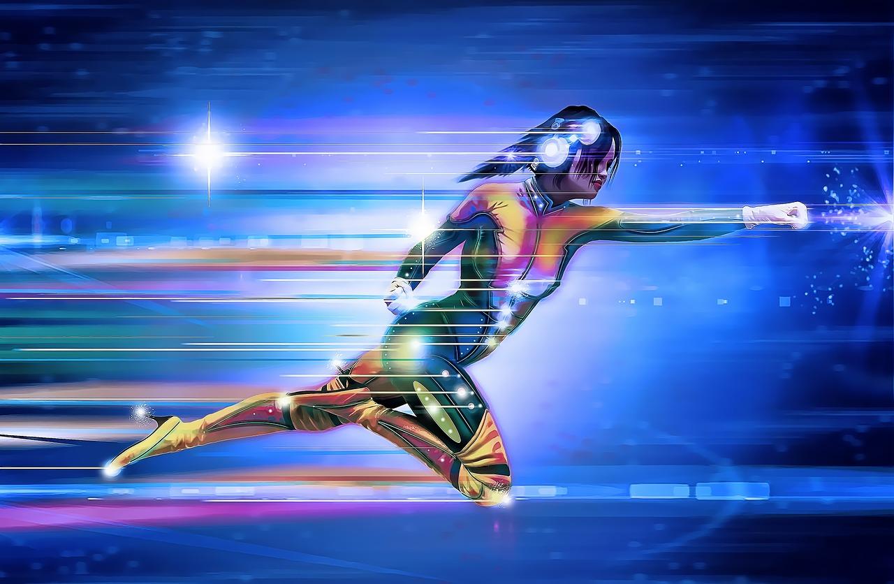 Détermination de la vitesse de la lumière